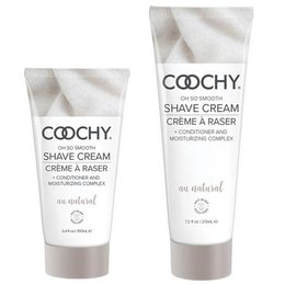 Coochy Shave Cream, Au Natural