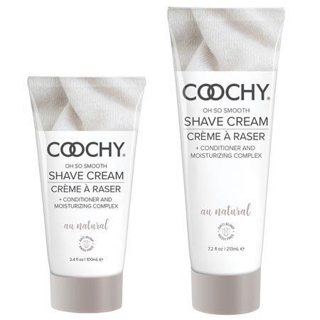 Coochy Shave Cream, Au Natural