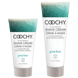 Coochy Shave Cream, Green Tease