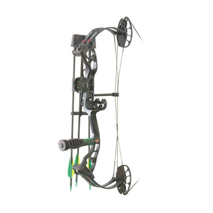 PSE Mini Burner Rh Blk, 29 lb peak