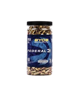 Federal Bring Your Own Bucket 450 rd 36 gr HP
