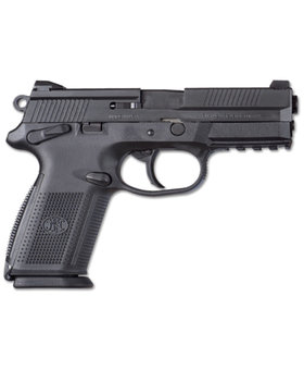 fn 9mm FNX-9 DA/SA MS Blk/Blk