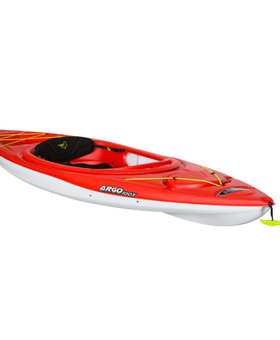 Pelican Argo 100 X Fireman Red/White