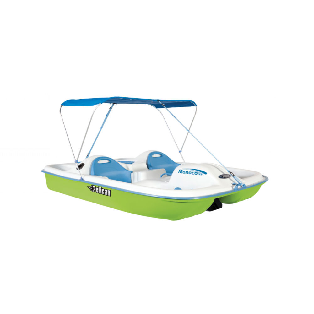 Pelican Monaco Deluxe angler Pedal Boat
