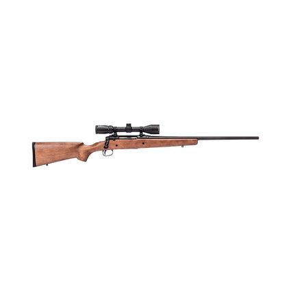 Remington 22-250 Axis 2  walnut w/scope