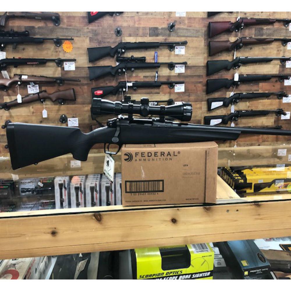 Remington Rem 783 / 1000 rds 223 rem  55 gr COMBO
