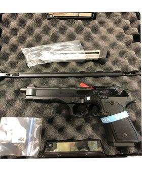 Beretta 22 l.r. 92 FS matte