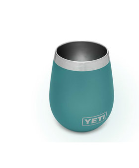 Yeti 10oz Wine Tumbler River Green