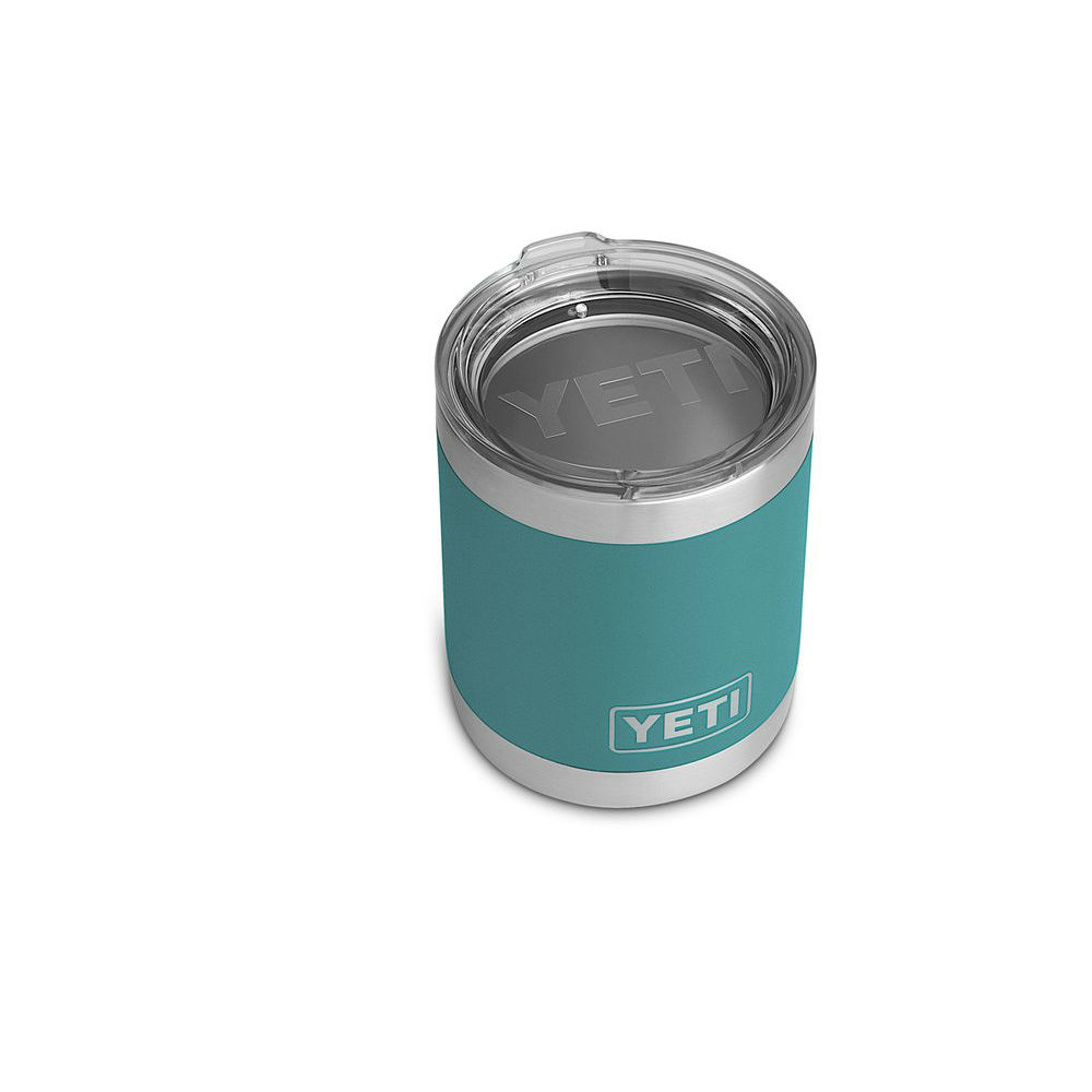 Yeti 10 OZ Lowball River Green