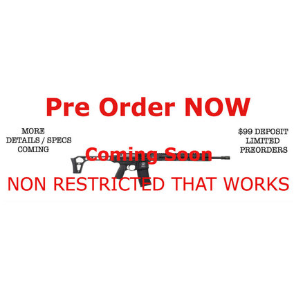 TROY INDUSTRIES PREORDER TROY 223 NON RESTRICTED