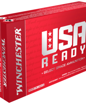 Winchester 6.5 Creedmore 125 gr D