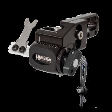 Hamskea HyBrid Target Pro Micro RH BLACK
