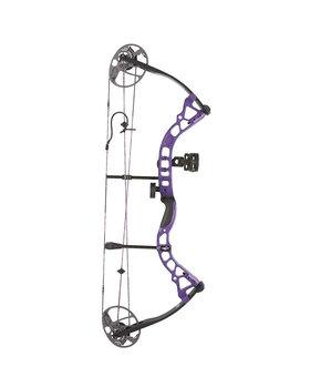 Diamond Archery Prism RTH RH 5-55# Purple