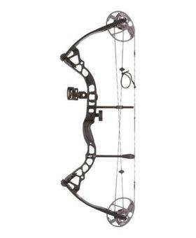 Diamond Archery Prism RTH RH 5-55# Black