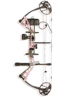 Diamond Archery Infinate Edge Pro RH 5-70# Pink