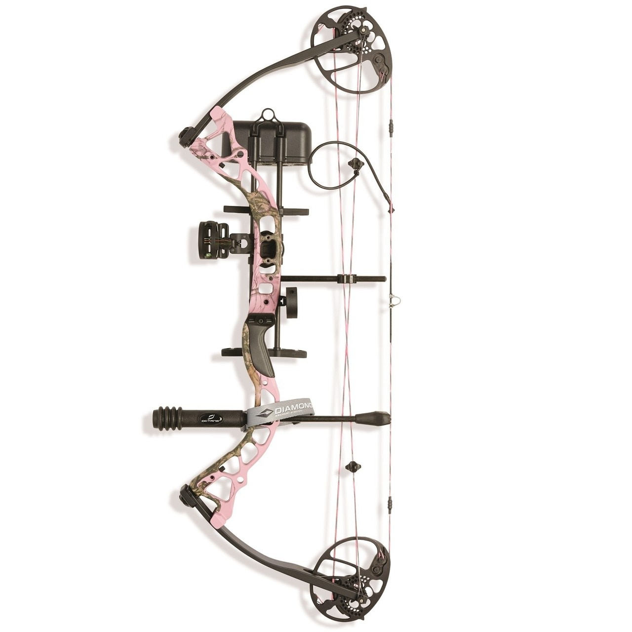 Diamond Archery Infinate Edge Pro RH 5-70# Pink