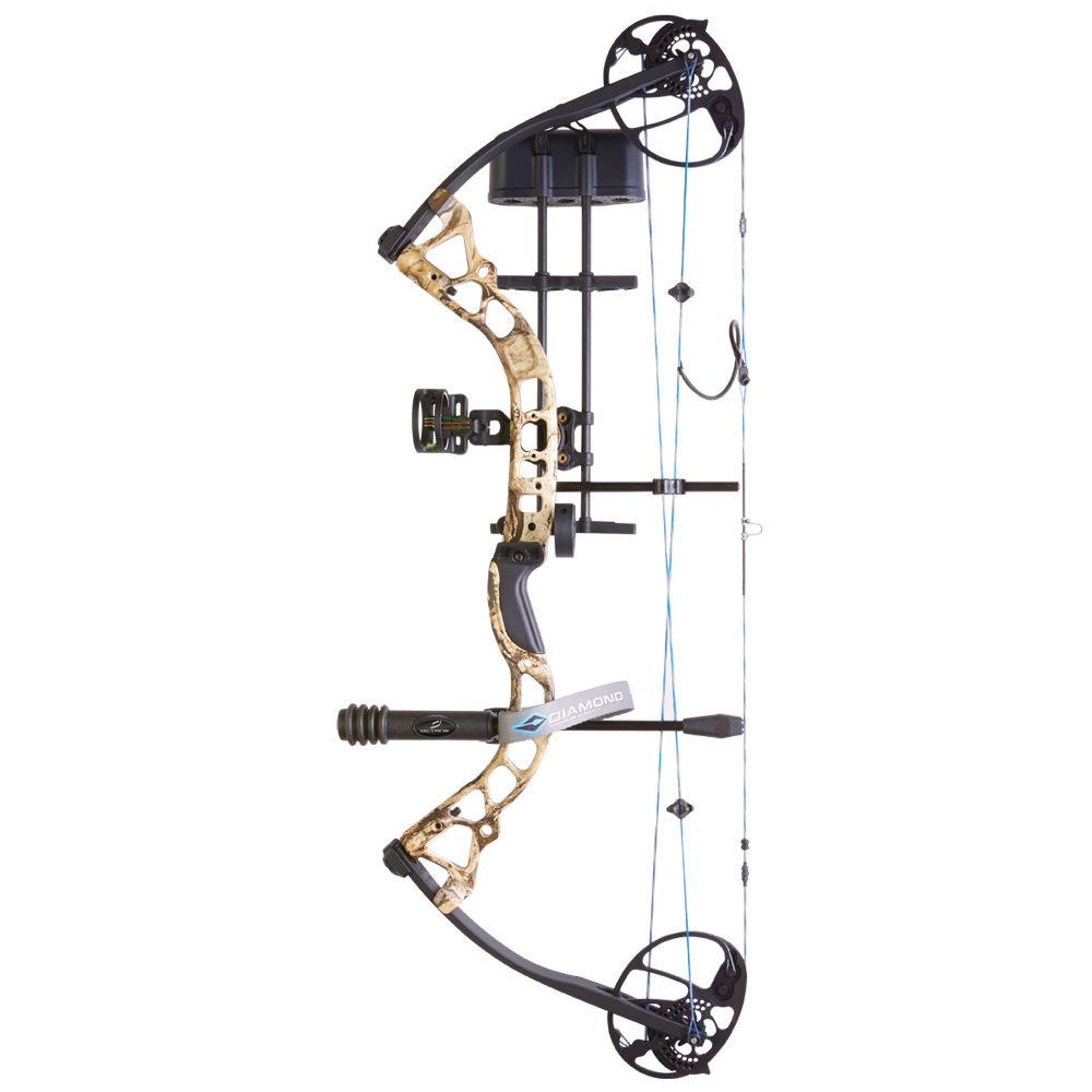 Diamond Archery Infinite Edge Pro Package Blk RH