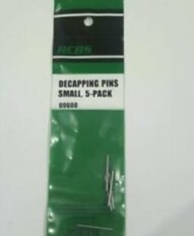 RCBS Decapping pin small