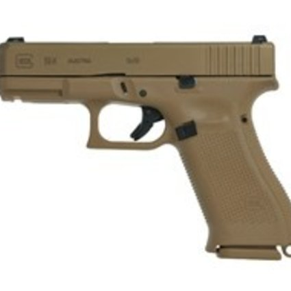 Glock 9mm G19 X 106 mm Coyote Brown 3 mags