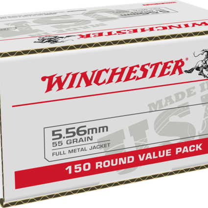 Winchester 556 5 GR FMJ  150 CT.