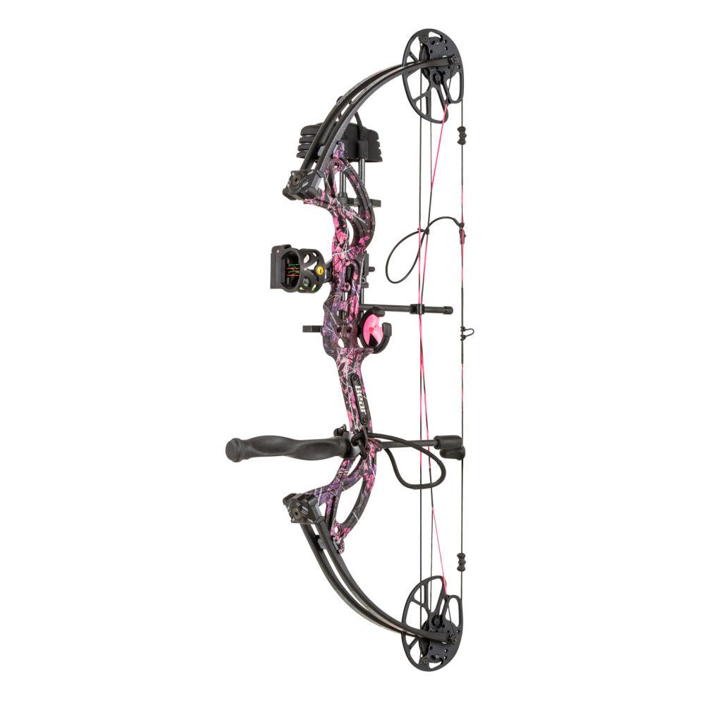 Bear Cruzer G2 RTH LH 5-70# Pink