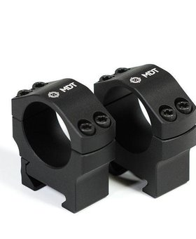 MDT Premier Scope Rings 30mm Med(1.00)