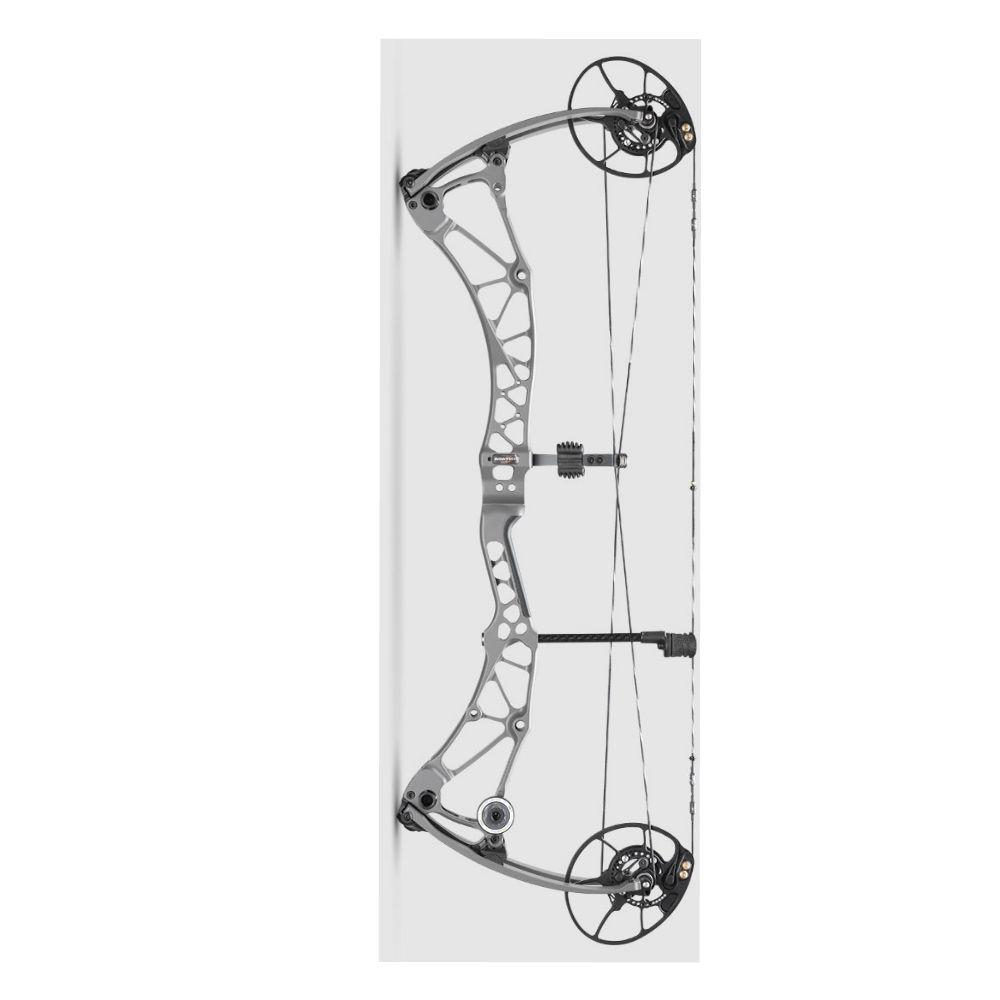 Bowtech Archery Revolt rh 70# Smoke Grey