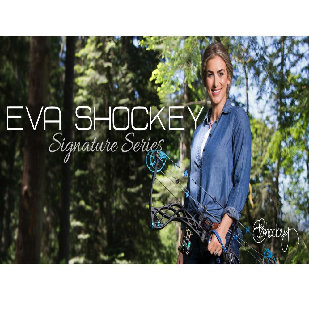 Bowtech Archery Eva Shockey SS Rh 50# FDE