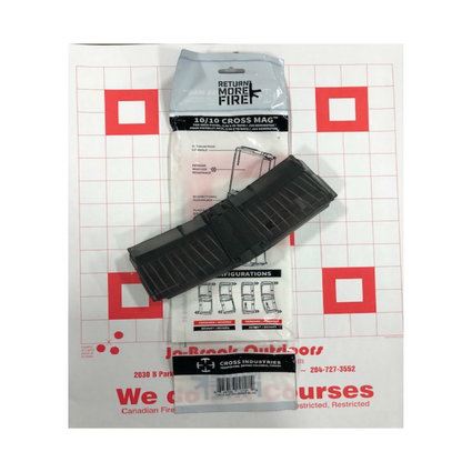 Cross Industries Cross Mag 5.56 Ar-15 Pistol Mag