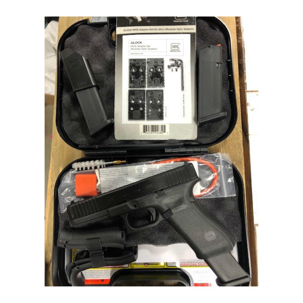 Glock G17 Gen5 mos/ X3 Tactix PRD