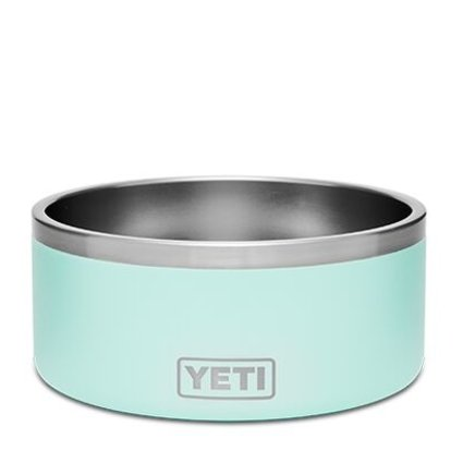 Yeti Dog Bowl Seafoam