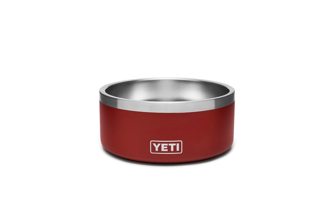 Yeti Dog Bowl 4 Red