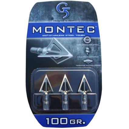 G5 Montec 3bl 100gr 3 pk