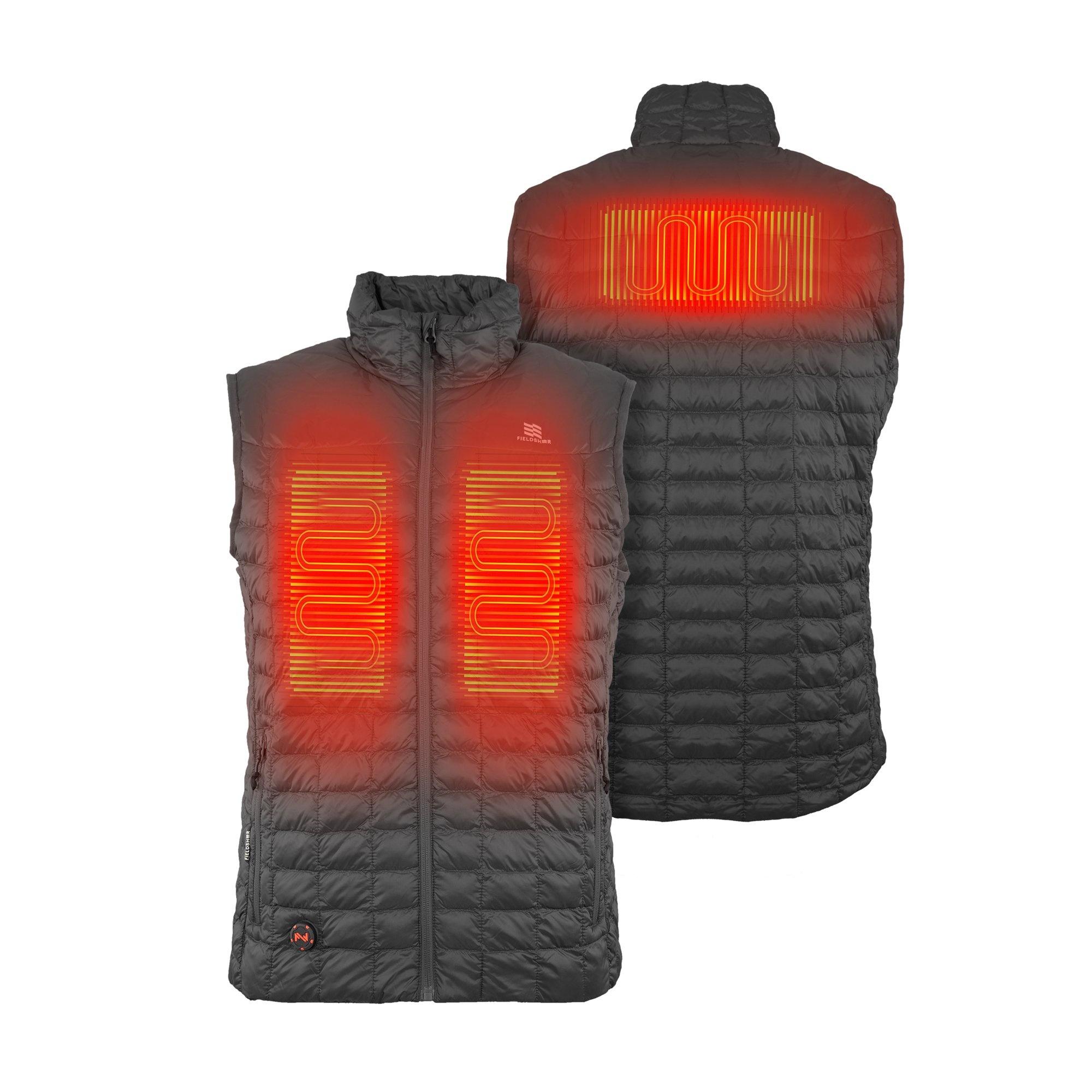 Fieldsheer Back Country Vest Men XL