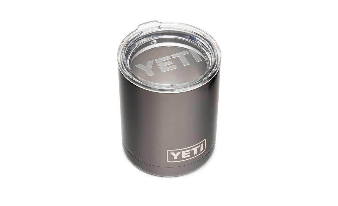 Yeti 10oz Lowball Graphite
