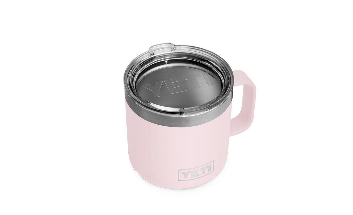 Yeti 14oz Mug Ice Pink