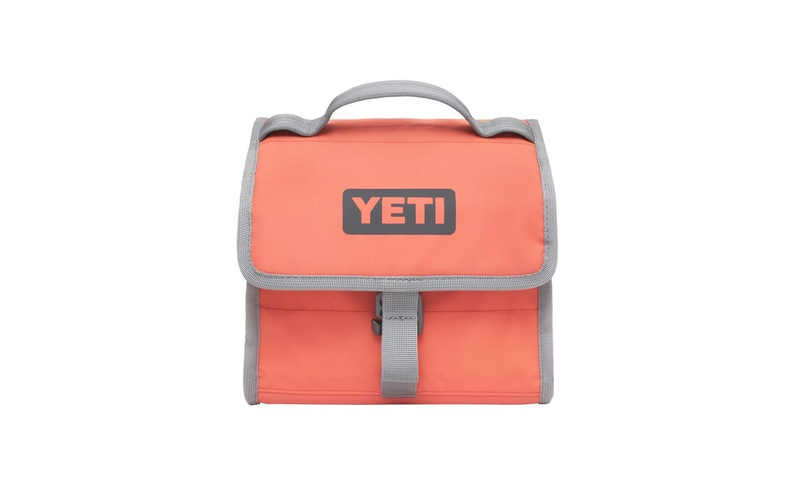 Yeti daytrip lunch bag coral