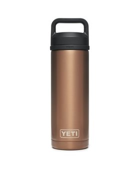 Yeti 18 oz Bottle chug it Copper