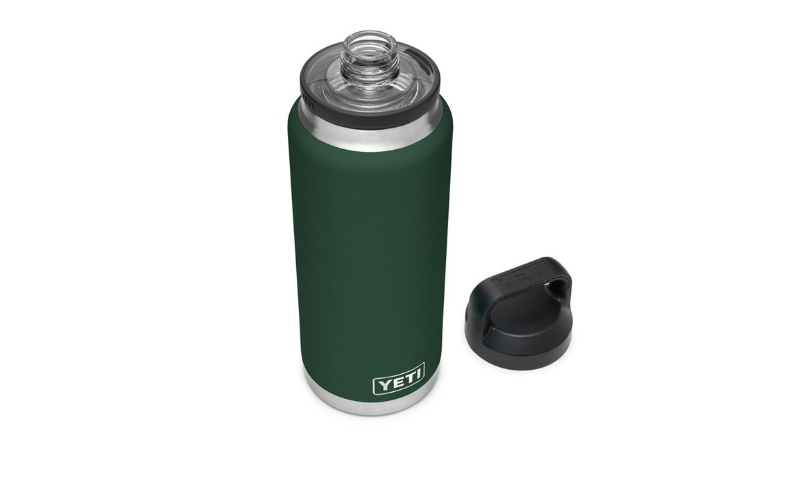 Yeti 36oz Rambler Bottle Chug Cap NWG
