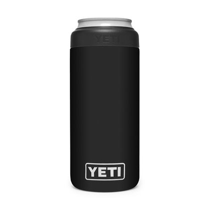 Yeti Colster Slim Can Blk