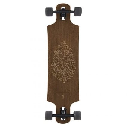 Landyachtz Drop hammer Walnut Comp