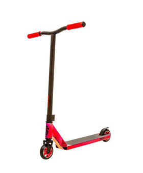 Crisp Switch scooter Chrome Red