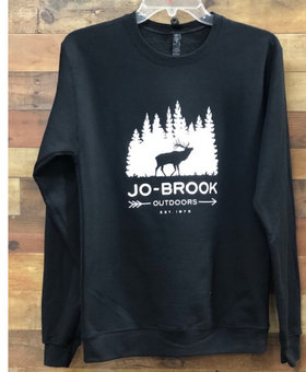 Jo-Brook Sweater w/logo Small