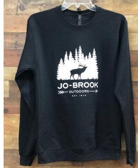 Jo-Brook Sweater w/logo Lge