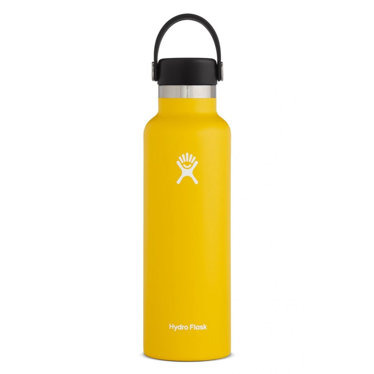HydroFlask 21oz Standard Mouth Flex Cap Sunflower