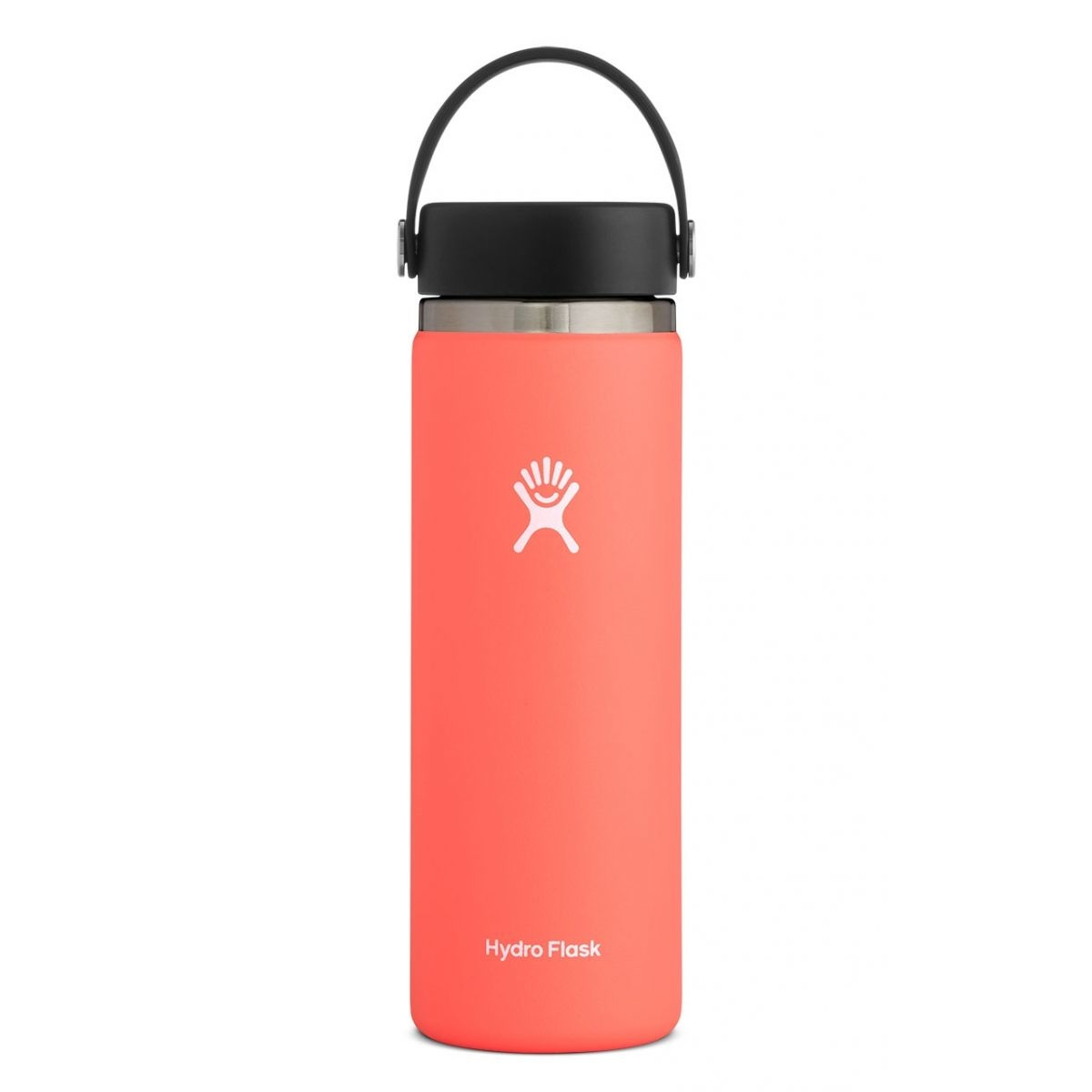 HydroFlask 20oz Wide Mouth 2.0 Flex Cap Hibiscus