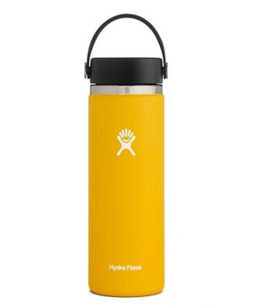 HydroFlask 20oz Wide Mouth 2.0 Flex Cap Sunflower