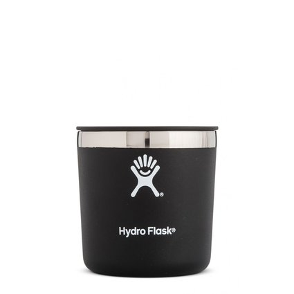 HydroFlask 10oz Rocks Black
