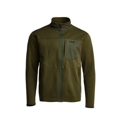 Sitka Dry Creek Fleece JKT Covert Lge