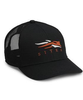 Sitka Icon Mid Pro trucker Sitka Blk
